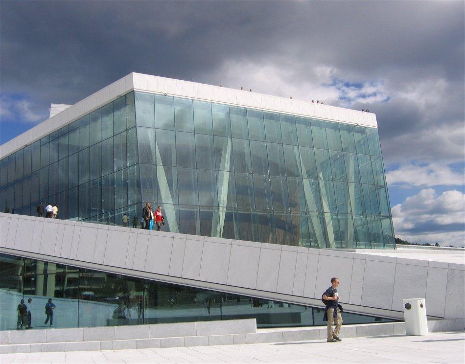 Opernhaus in Oslo - Foto: Wikopedia Rufus46