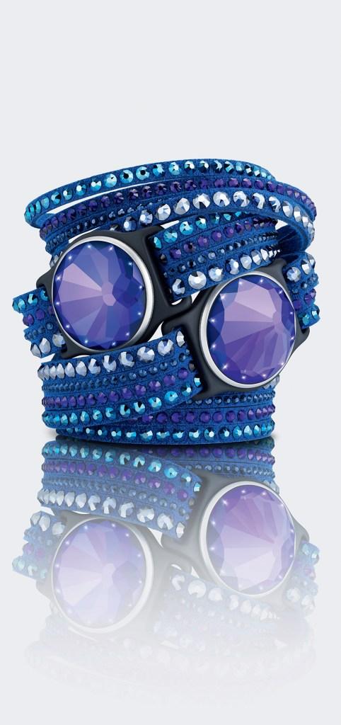 Ein smartes Armband von Swarovski