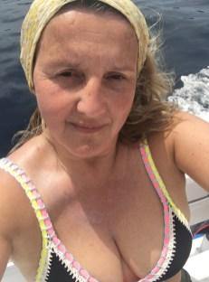 Bikini mit 50? Egal!
