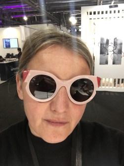 Auf der Brillenmesse MIDO in Mailand