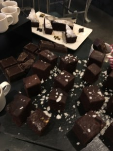 Schokoladenbuffet