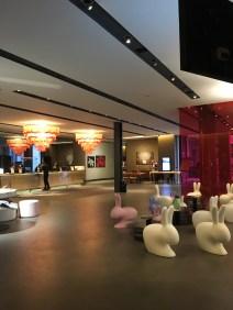 Die Lobby des NHow