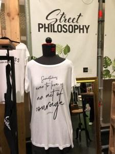 Bild von der grünen Consumermesse Greenstyle