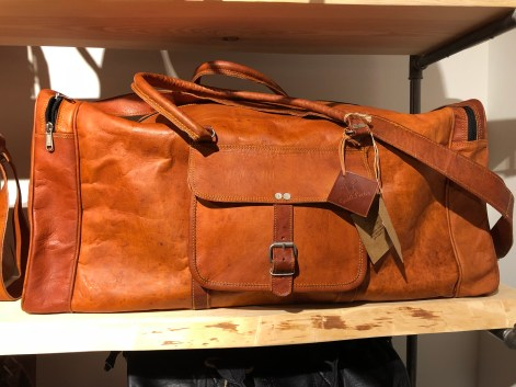 Weekender Bag Fair Trade von Gusti