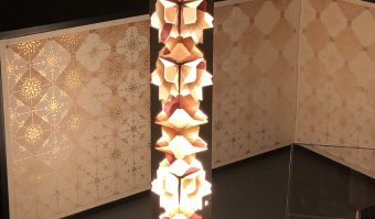 3D Effekte durch Papierbeklebung