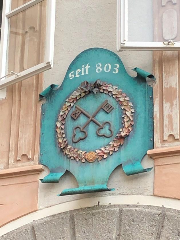 Der Peterskeller in Salzburg besteht seit 803