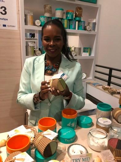 Indira Weech-Krug produziert die allerfeinsten Seifen