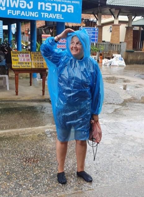 Richtig Regenzeit eben