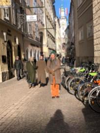 Happy in Salzburg