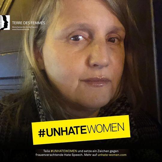 UnhateWomen - Mein Beitrag zum Weltfrauentag
