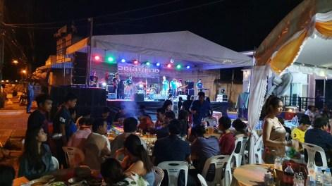 Party in Khanom