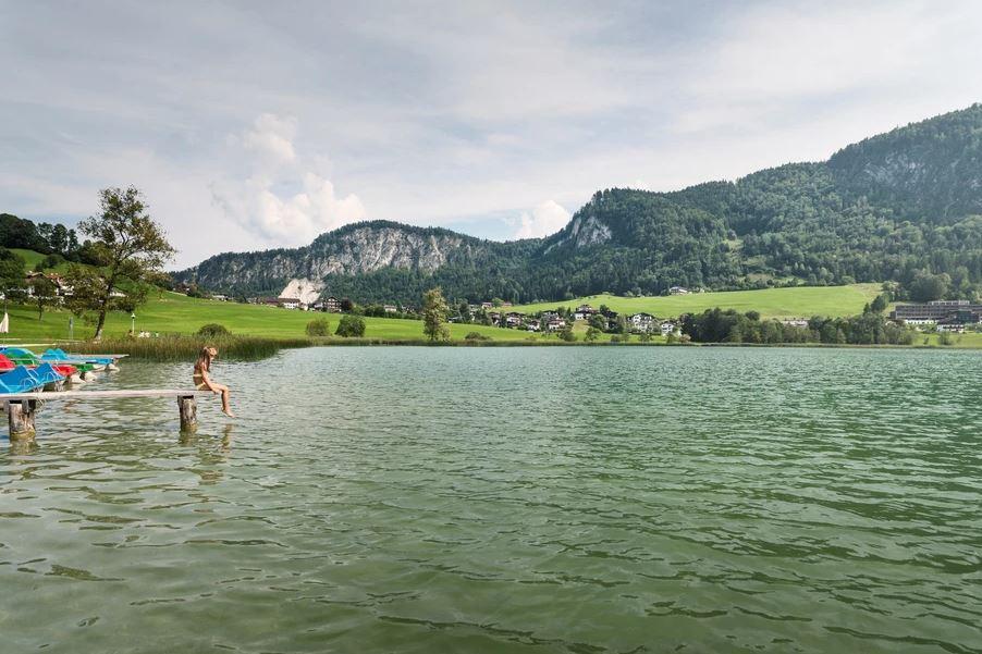 Thiersee im Kufsteinerland - Sommeridylle