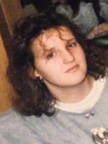 ich, ungefähr 1989
