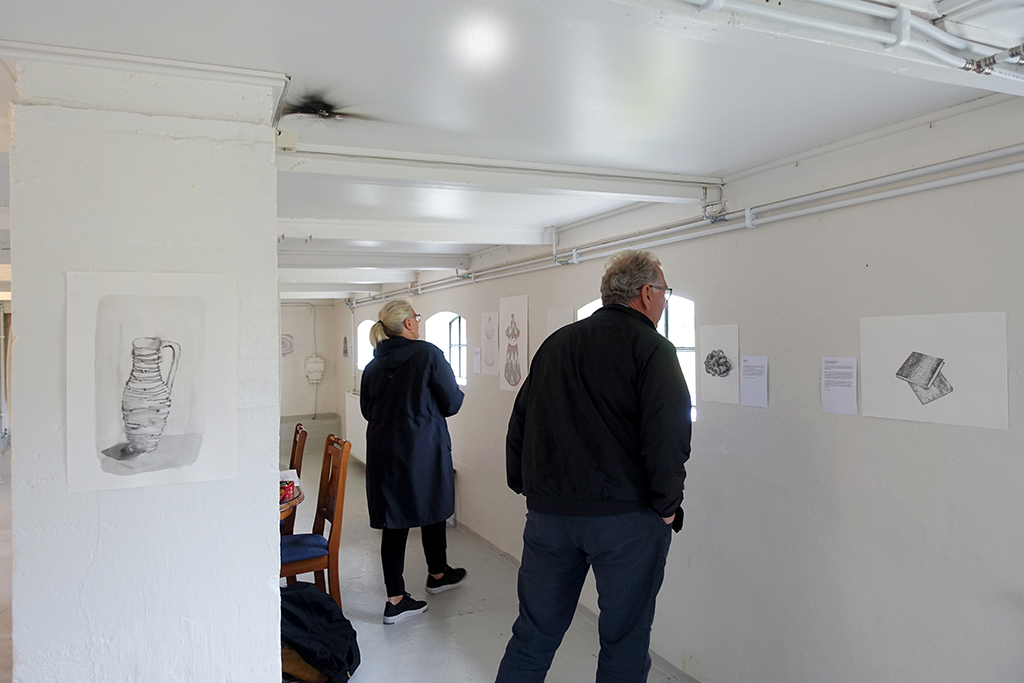 Pieces of Skagströnd, Ausstellungsansicht