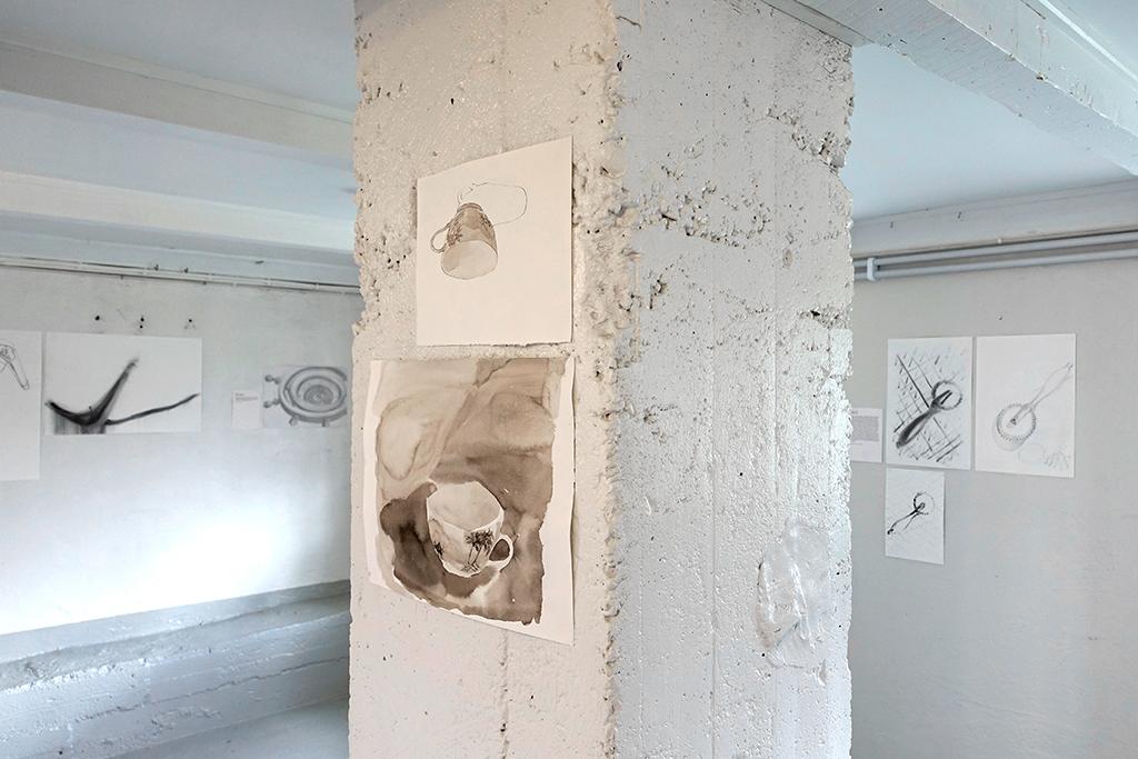 Pieces of Skagaströnd, Ausstellungsansicht