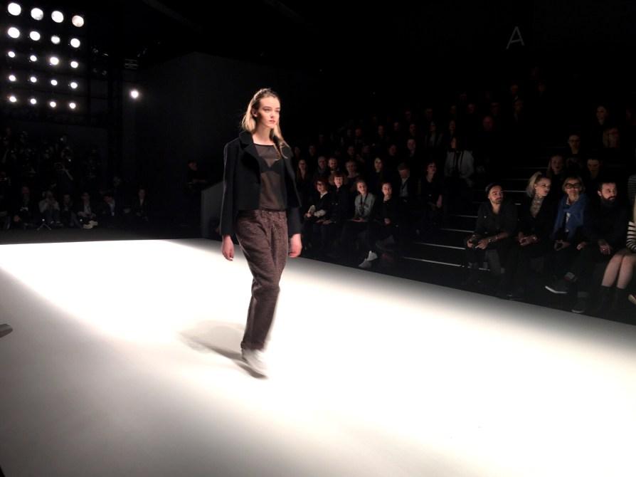 Anne Gorke Show A/W 16/17