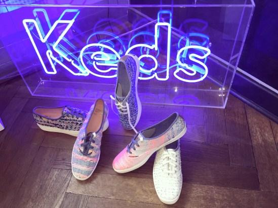 """Bunt in den Sommer mit der aktuellen Kollektion von """"Keds"""" im Schröder+Schömbs Showroom ©Katrin-lars.net"""