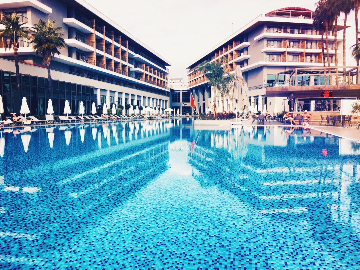 Cooles stylisches Hotel: Barut Acanthus & Cennet © katrin-lars.net