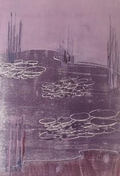 Monet inspiriert, Teilnehmerarbeit von Oliver H.