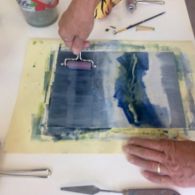 Bearbeiten der Druckplatte