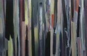 ZWISCHENRAUM 1, 2017 Öl auf Leinwand 65 x 100 cm