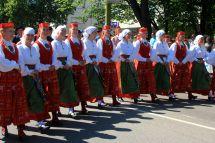 26th Estonian Song Celebration Laulupidu Kati And