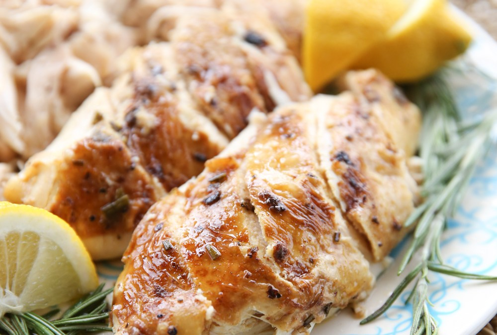 Lemon Roast Chicken
