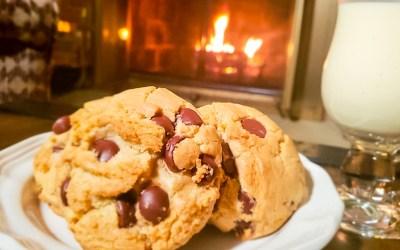 Ultimate Cookie for Santa