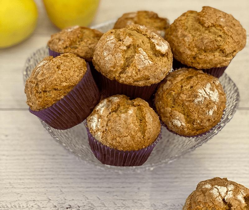 Applesauce Muffins 2.0