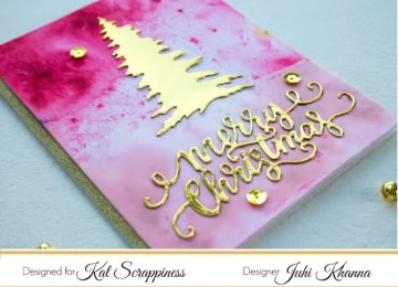 Gina marie Christmas Card