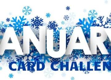 JANUARY CARD CHALLENGE