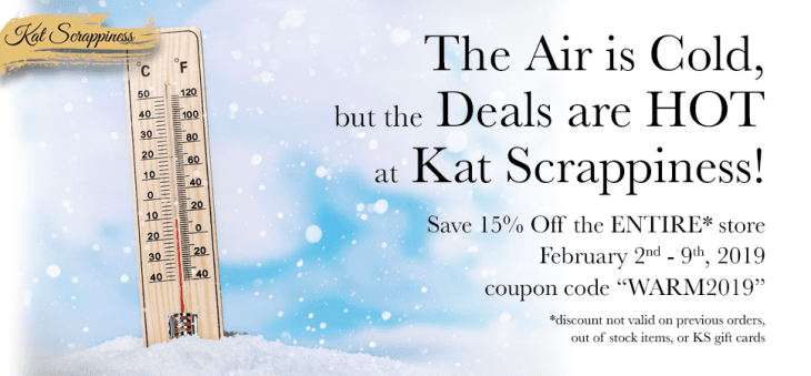Kat Scrappiness Coupon Code