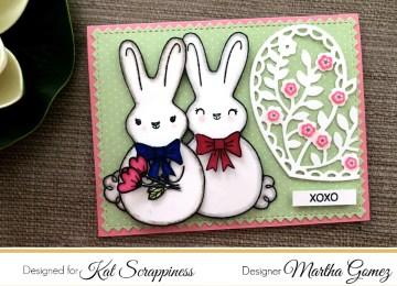 Spring Card by Martha Lucia