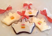 Homemade Princess Crown Cookies