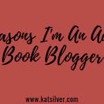 7 Reasons I'm An Awful Book Blogger