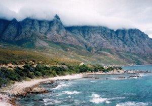 Breathtaking rugged coast.