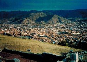view of Cusco