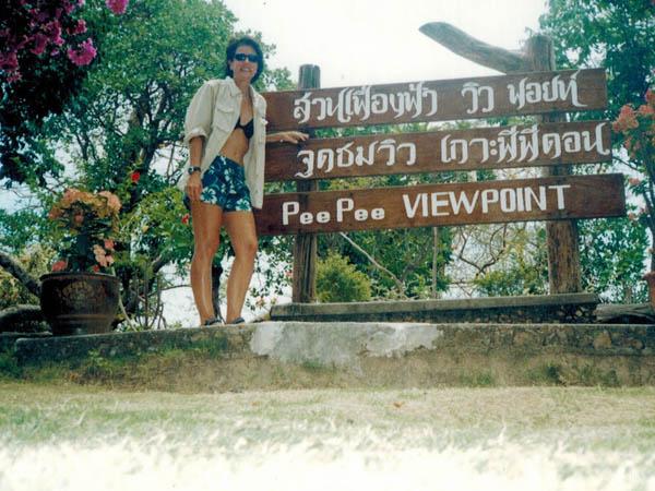 Ko Pi Pi Thailand: Before the Tsunami