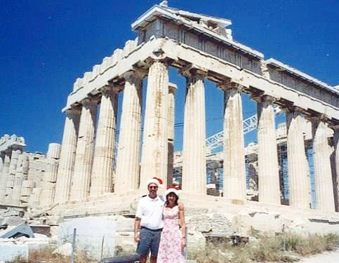 Athens Greece: The Acropolis