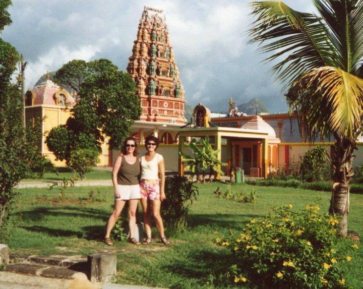 Mauritius: Hindu Temple