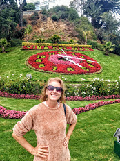 Viña del Mar, Chile: The Flower Clock