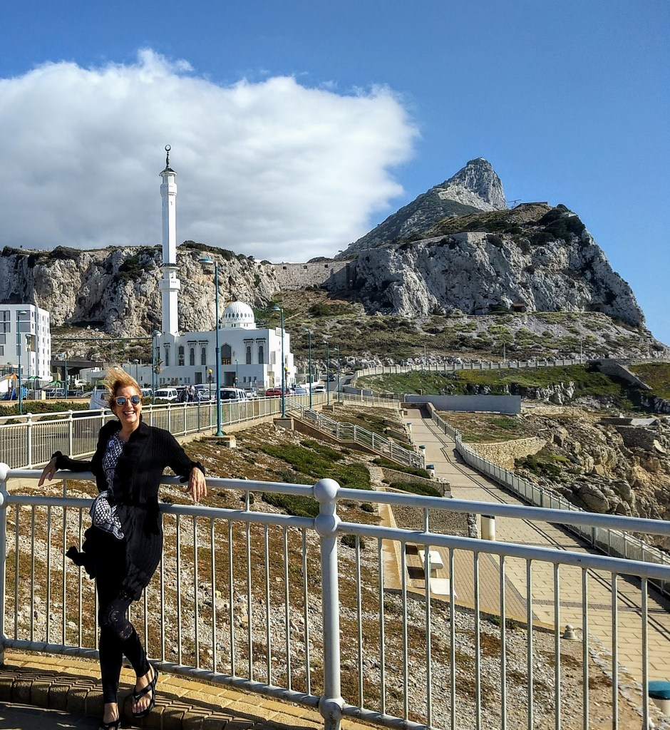 Gibraltar at Europa Point