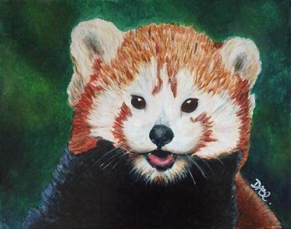 David Cavallin's Red Panda Submission