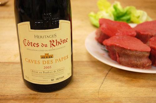 Vin Côtes du Rhone