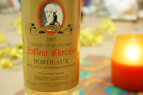 Vin Lafleur Chevalier