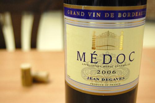 Vin Medoc
