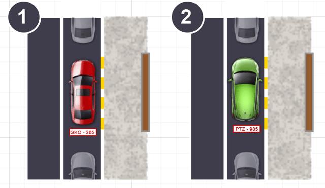 Panneau de stationner proprit prive latest panneau for Panneau stationnement interdit devant garage