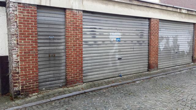 Stationnement code de la route belge for Taille garage