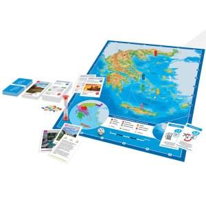 Desyllas Games – Επιτραπέζιο – Ταξιδεύοντας στην Ελλάδα 100738