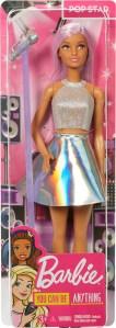 Mattel Barbie – Ποπ Σταρ FXN98